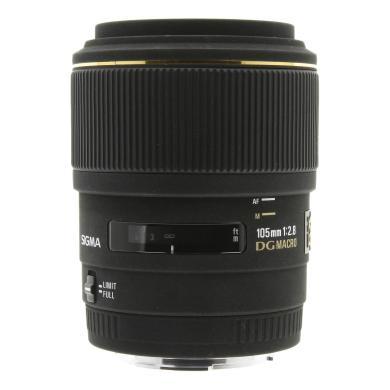 Sigma 105mm 1:2.8 EX DG Macro für Sony & Minolta schwarz - neu