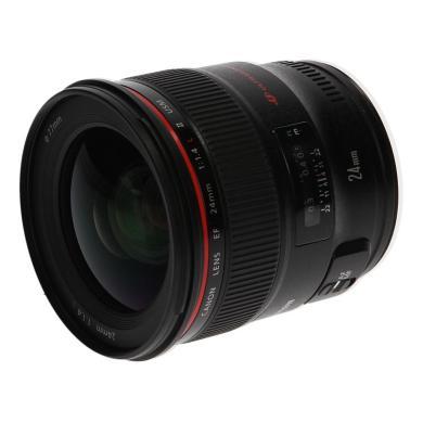 Canon EF 24mm 1:1.4 L II USM Schwarz - neu