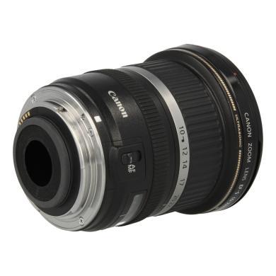Canon EF-S 10-22mm 1:3.5-4.5 USM negro - nuevo