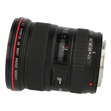 Canon 17-40mm 1:4 EF L USM Schwarz - neu