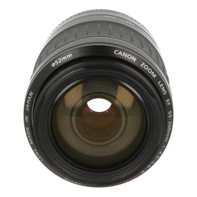 Canon EF 55-200mm 1:4.5-5.6 II USM negro - nuevo