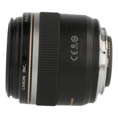 Canon EF-S 60mm 1:2.8 USM Macro Schwarz - neu