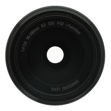 Samsung 50-200mm 1:4-5.6 ED OIS II (EX-T50200IB) Schwarz - neu