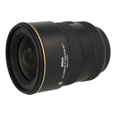 Nikon AF-S Nikkor 17-55mm 1:2.8G IF-ED DX negro - nuevo