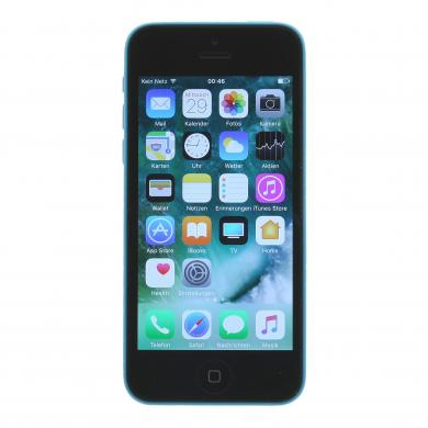 Apple iPhone 5c (A1507) 8 GB Blau - sehr gut
