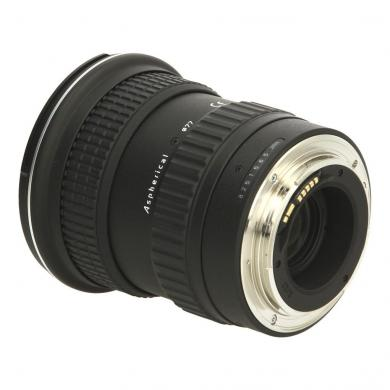 Tokina para Canon 11-16mm 1:2.8 AT-X Pro ASP DX negro - buen estado