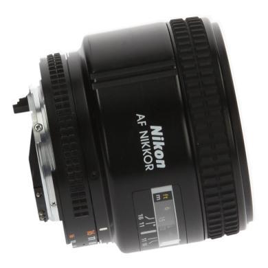 Nikon 85mm 1:1.8 AF D NIKKOR negro - nuevo