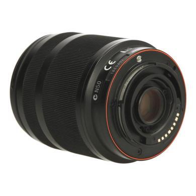 Sony 18-200mm 1:3.5-6.3 AF DT negro - nuevo