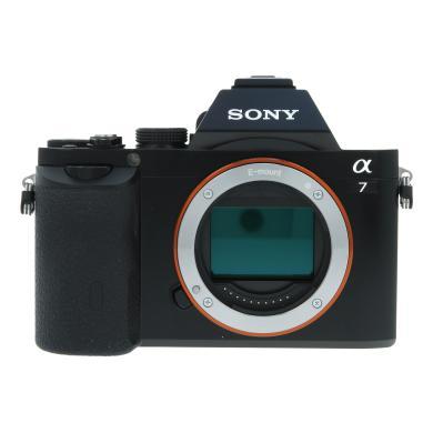 Sony Alpha 7 / ILCE-7 Schwarz - neu