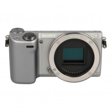 Sony NEX-5T / Alpha NEX-5T Silber - neu