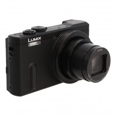 Panasonic Lumix DMC-TZ61 Schwarz - gut