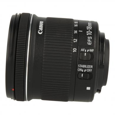 Canon EF-S 10-18mm_1:4.5-5.6 IS STM Schwarz - gut