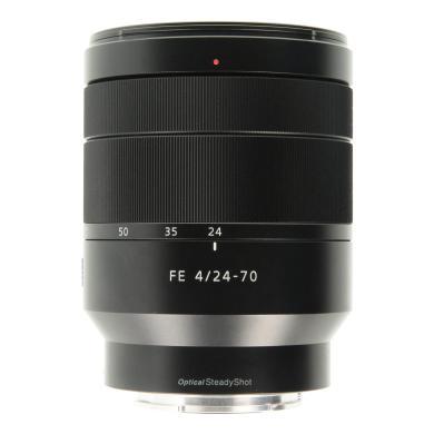 Sony 24-70mm 1:4 AF FE ZA OSS Schwarz - neu