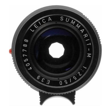 Leica 50mm 1:2.5 Summarit-M schwarz - neu