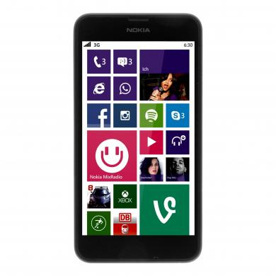 Nokia Lumia 630 Dual Sim 8Go noir - Neuf