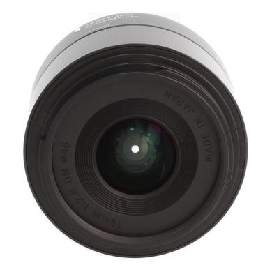 Sigma 19mm 1:2.8 Art AF DN für Sony Nex Schwarz - neu