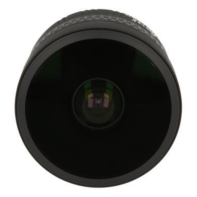 Sigma 8mm 1:3.5 AF EX DG Fisheye für Nikon Schwarz - neu