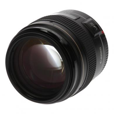 Canon EF 100mm 1:2 USM negro - nuevo