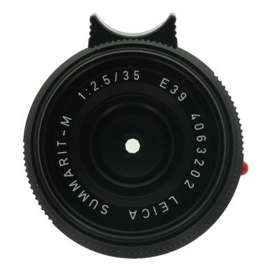 Leica 35mm 1:2.5 Summarit-M schwarz - neu