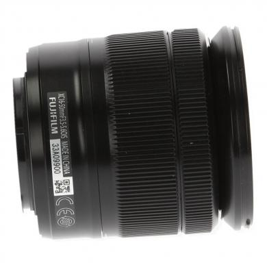 Fujifilm 16-50mm 1:3.5-5.6 XC OIS negro - nuevo