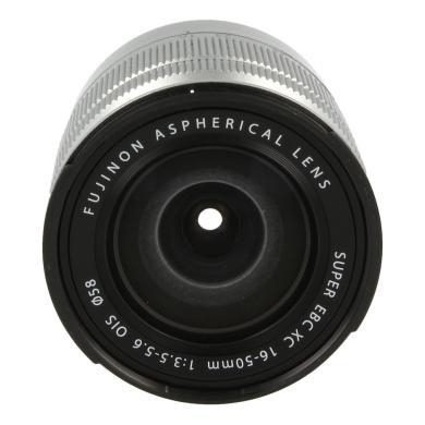 Fujifilm 16-50mm 1:3.5-5.6 XC OIS Plata - nuevo