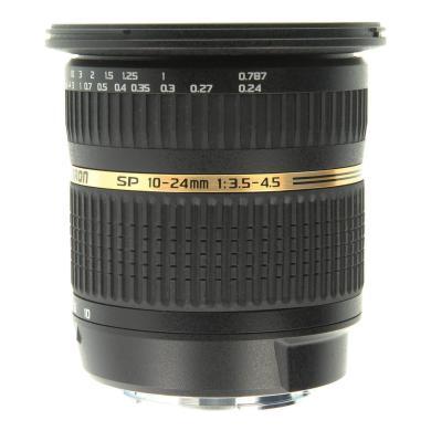 Tamron 10-24mm 1:3.5-4.5 AF SP Di II LD ASP IF para Sony & Minolta negro - nuevo