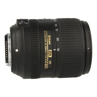 Nikon 18-300mm 1:3.5-6.3 AF-S G ED VR DX NIKKOR negro - nuevo
