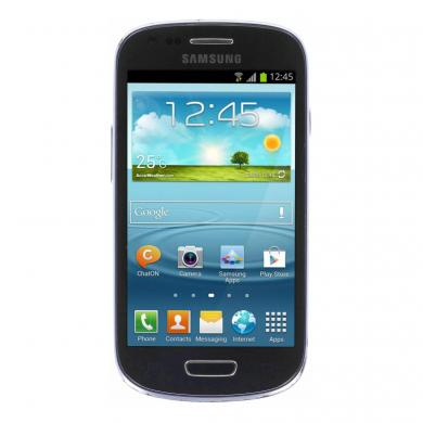 Samsung Galaxy S3 mini (GT-i8200) 8 GB negro - buen estado