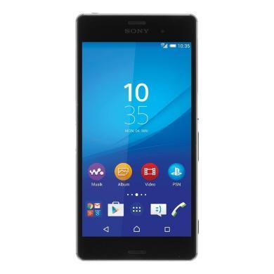 Sony Xperia Z3 16 Go noir - Neuf