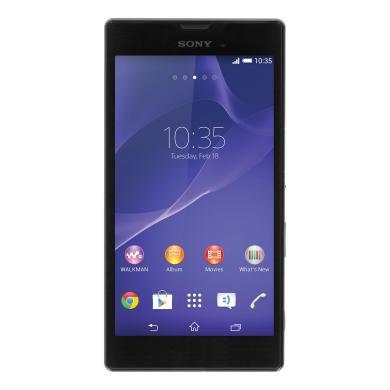Sony Xperia T3 schwarz - neu