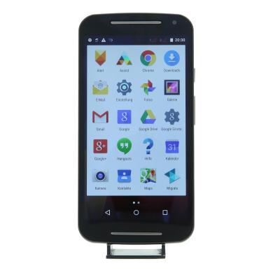 Motorola Moto G (2. Generation) Dual Sim 8 GB negro - nuevo