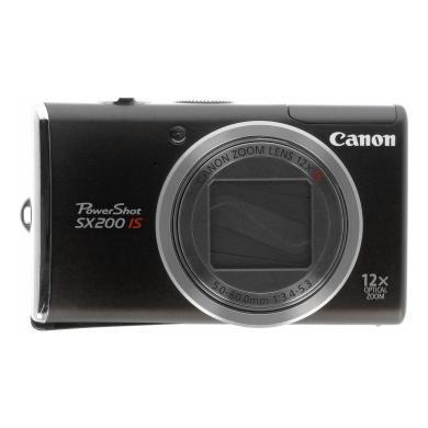 Canon PowerShot SX200 IS marron - Neuf