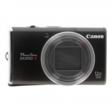 Canon PowerShot SX200 IS braun - neu