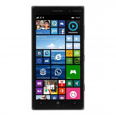 Nokia Lumia 830 16 GB Schwarz - neu