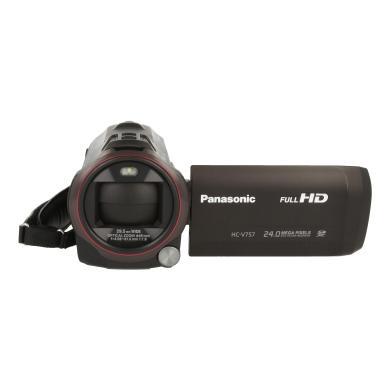 Panasonic HC-V757 Schwarz - neu