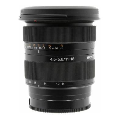 Sony 11-18mm 1:4.5-5.6 DT (SAL1118) noir - Neuf