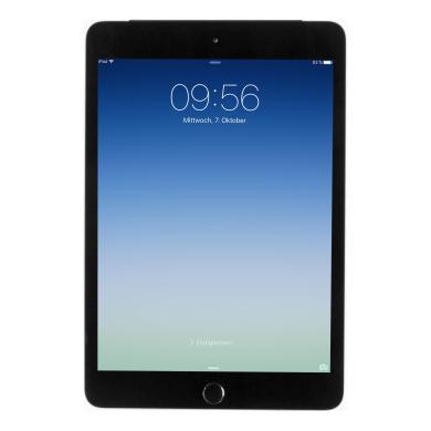 Apple iPad mini 3 +4g (A1600) 16 GB Spacegrau - neu