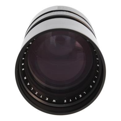 Leica 180mm 1:2.8 Elmarit-R Schwarz - neu