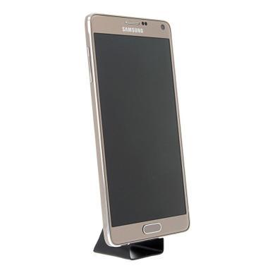 Samsung Galaxy Note 4 (SM-N910F) 32 GB Braun Gold - neu