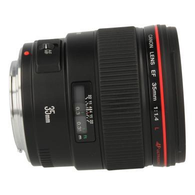Canon EF 35mm 1:1.4 L USM Schwarz - neu