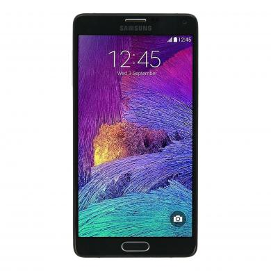 Samsung Galaxy Note 4 N910C schwarz - gut