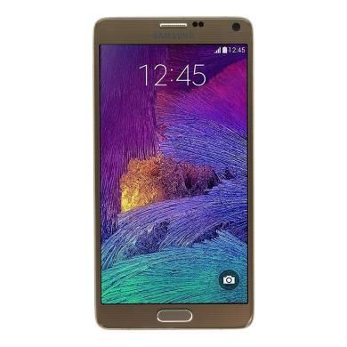 Samsung Galaxy Note 4 N910C oro - nuevo