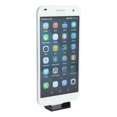 Huawei Ascend G7 16 GB Silber - neu