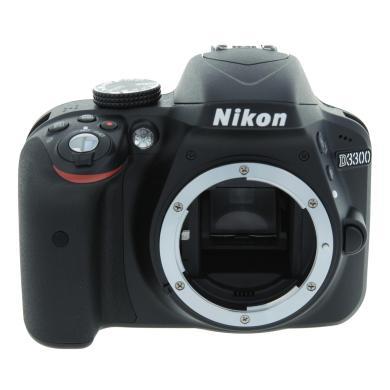 Nikon D3300 Schwarz - neu