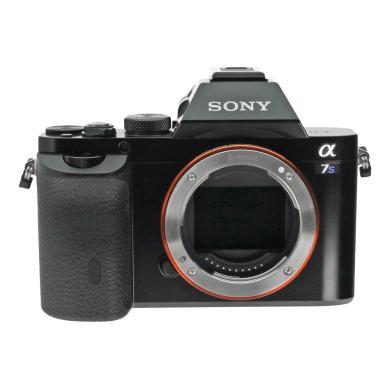 Sony Alpha 7s / ILCE-7S Schwarz - neu