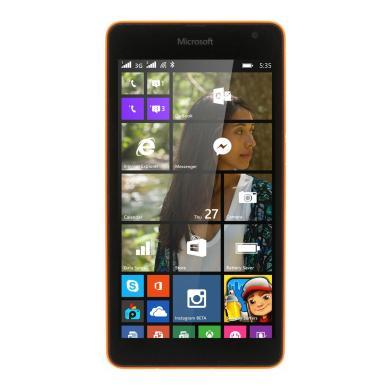 Microsoft Lumia 535 8 GB naranja - nuevo