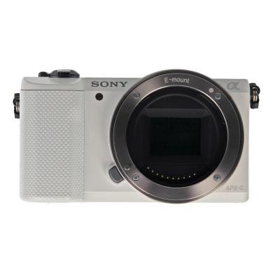 Sony Alpha 5000 (sans objectif)blanc - Neuf