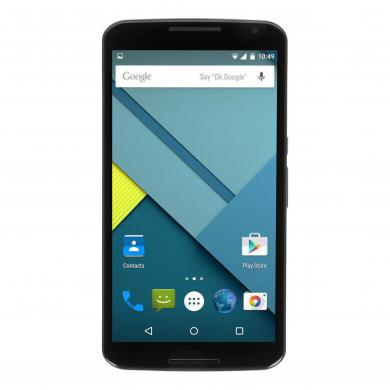 Motorola Google Nexus 6 32 GB Blau - gut