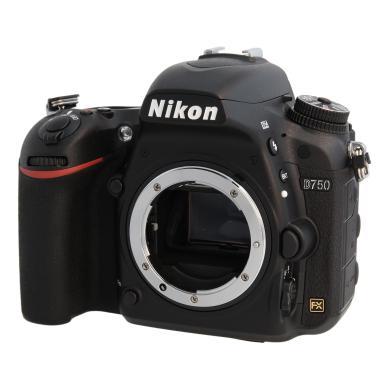 Nikon D750 negro - nuevo