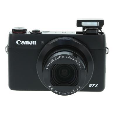 Canon PowerShot G7 X negro - nuevo